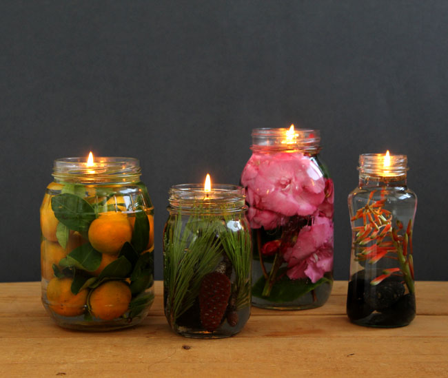 15 DIY Mason Jar Craft Ideas