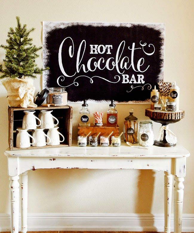 Christmas Decorations For Coffee Shops: 21 Rustic Christmas Decorations, Keep It Simple