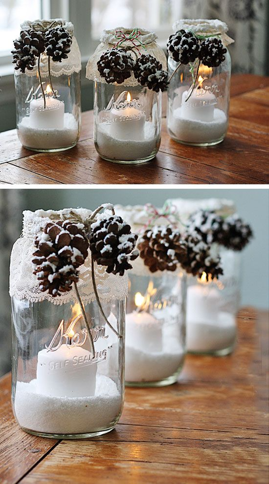 21 rustic christmas decorations keep it simple - Rustic Christmas Decor