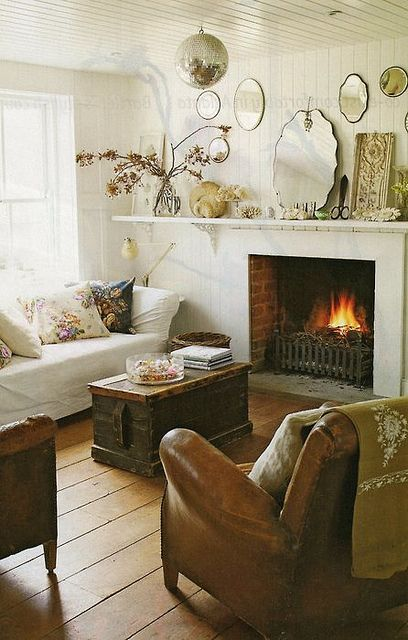 20 Vintage Home Decor Ideas