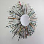 22 Beautiful And Creative DIY Newspaper Crafts