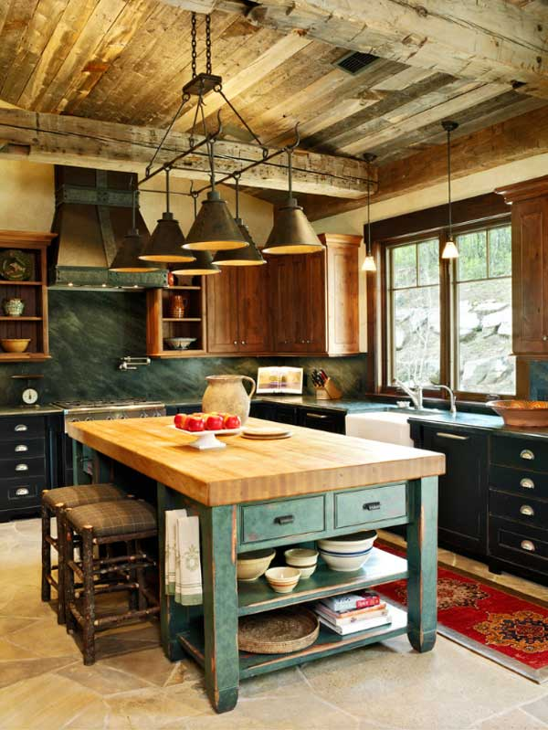 22 Kitchen Island Ideas