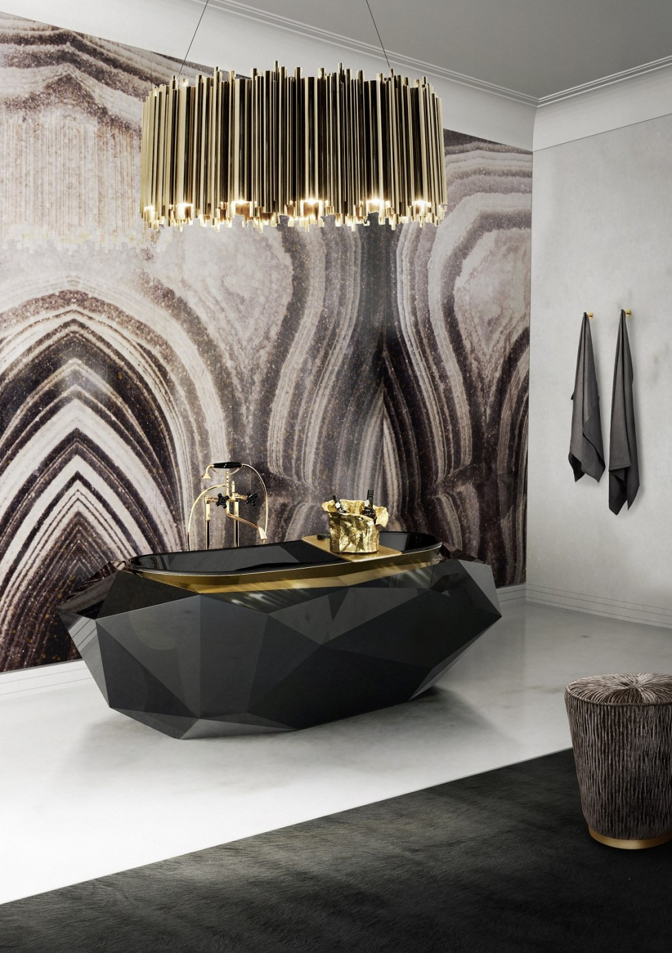 beautiful bathroom lighting ideas (8)