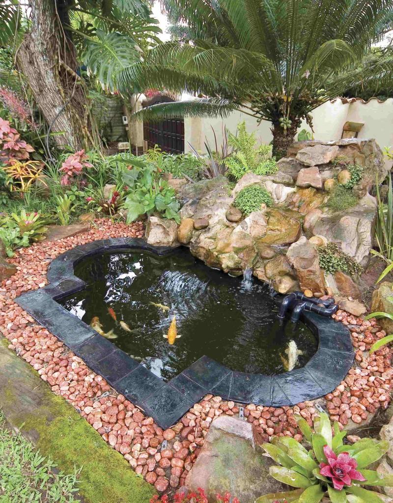 20 Koi Pond Ideas To Create A Unique Garden - I Do Myself on Small Garden Ponds Ideas id=62559