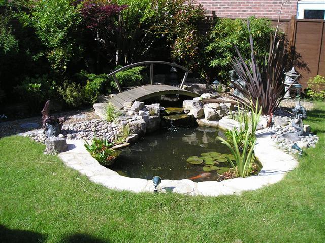 20 Koi Pond Ideas To Create A Unique Garden - I Do Myself on Koi Ponds Ideas id=58209