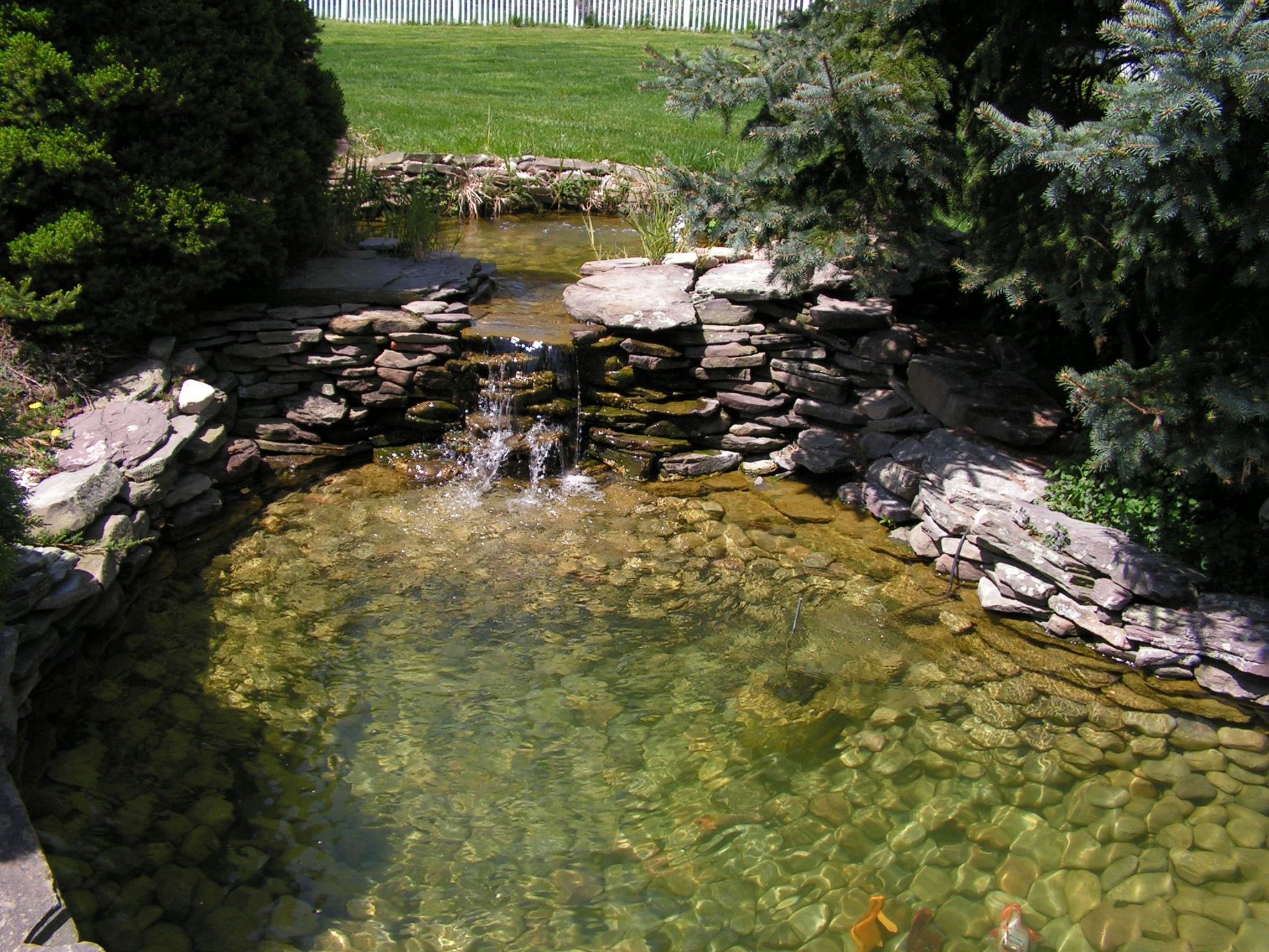 20 Koi Pond Ideas To Create A Unique Garden - I Do Myself on Koi Ponds Ideas id=28432