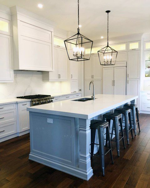 Options For Kitchen Island Lighting Ideas I Do Myself